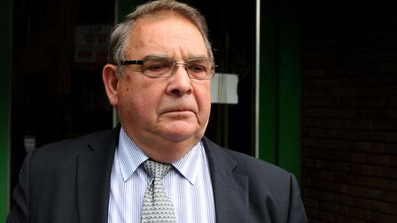Lord Hanningfield ranks 20th on the list Picture: CHRIS RADBURN/PA WIRE