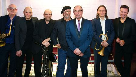 Andy Fairweather Low and The Low Riders. Picture: THE APEX