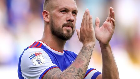 Ipswich Town captain Luke Chambers summoned his team-mates to the training ground on Thursday after