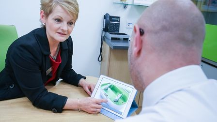 Karen Finch is the managing director of The Hearing Care Centre and has warned that hearing loss can