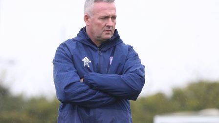 Paul Lambert has signed a contract to be Ipswich Town manager until 2021. Photo: Ross Halls