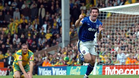 Alan Lee scored for the Blues as they drew 2-2 with Norwich in 2007