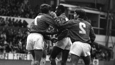 In 1989, Town beat West Brom 3-1 at Portman Road