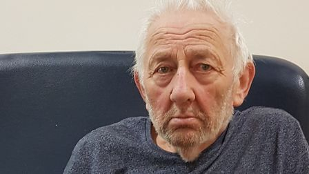 Peter Hyatt, 76, was last seen in the Magdalen Green area of Clacton on Sunday, October 21 Picture: