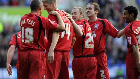 Jon Stead scored on this day in 2009