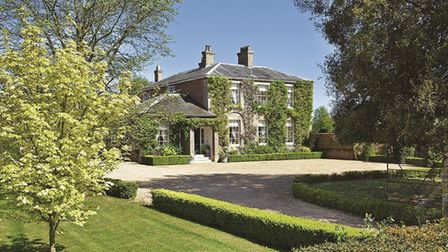 Sutton Hall, which has sold for in excess of �31.5 million Picture: www.knightfrank.com