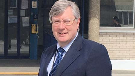 Essex Police, Fire and Crime Commissioner, Roger Hirst Picture ARCHANT