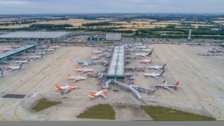 Aircraft at Stansted Airport Picture: Stansted Airport