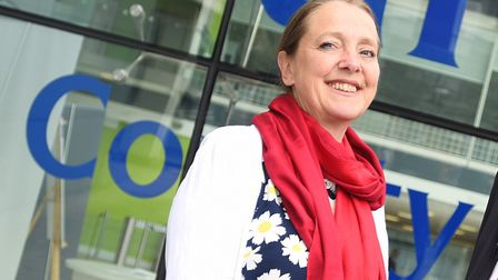 Labour group leader Sarah Adams has been critical of the county council's management of finances Pic
