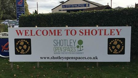Shotley Open spaces Picture: STARS OF SUFFOLK