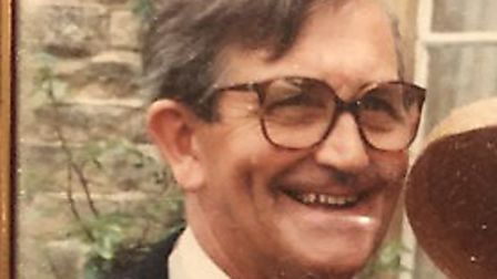 Missing 83-year-old Joseph Clark from Woodbridge has been found Picture: SUFFOLK POLICE