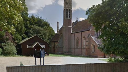 The talk will be held at St Agnes Church Hall in Newmarket Picture: GOOGLE MAPS