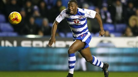 Yakou Meite has scored four goals in the last four games for Reading but is an injury doubt ahead of