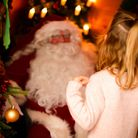 Find out where you can visit Father Christmas Picture: BOB CADDICK/WYEVALE