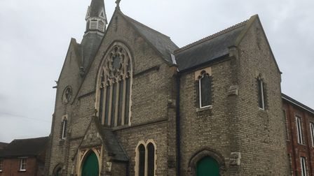 A campaign has been launched by a Sudbury charity to buy the United Reformed Church in Sudbury Pictu