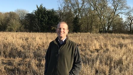 Cambridgeshire farmer Martin Lines is chair of the Nature Friendly Farming Network