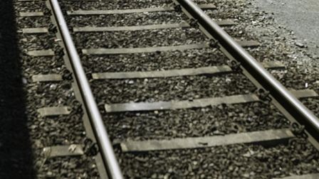 Stock image of a railway track. Picture: ARCHANT LIBRARY