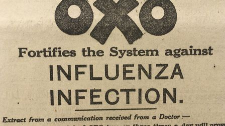 For the population at home, flu was a real threat that claimed countless lives as the war came to a