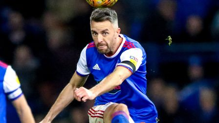 Ipswich Town midfielder Cole Skuse has experienced the pain of relegation before with Bristol City.
