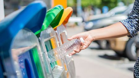 On-street recycling bins are being considered for Hadleigh and Sudbury Picture: GETTY IMAGES/ISTOCK