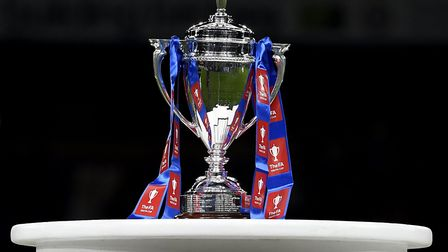 Ipswich Town are once again in FA Youth Cup action this season. Picture: PA
