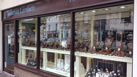 Independent family business Jonathan Lambert Jewellers is to close down in Sudbury - citing a lack o