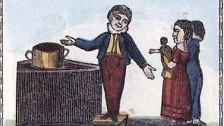 Illustration from Peter Piper's Practical Principles of Plain and Perfect Pronunciation (1836 Americ