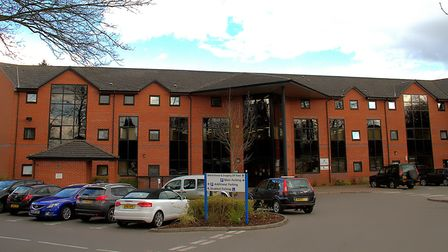 The Stowhealth building in Violet Hill Road, Stowmarket.