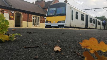 Rail delays have been announced by Greater Anglia Picture: NETWORK RAIL
