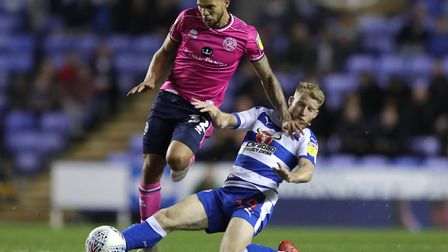 Nahki Wells joined QPR on loan from Burnley in August. Picture: PA