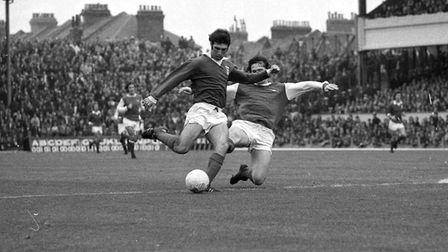 Forty five years ago today, the Blues drew 1-1 with Arsenal at Highbury