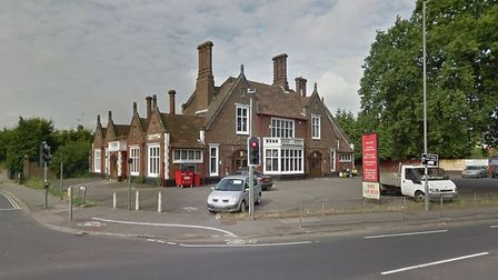 Police were called to an altercation at the Golden Hind pub in Ipswich Picture: GOOGLEMAPS