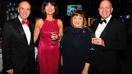 The Inspire Suffolk charity ball 2018. Picture: INSPIRE SUFFOLK