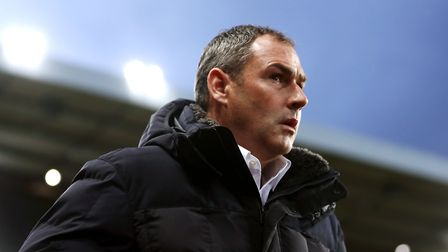 Reading manager Paul Clement sees the clash with Ipswich as the hardest of his side's season. Pictur