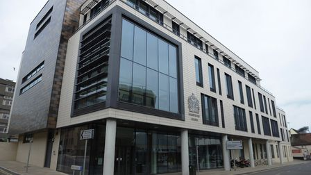 Chelmsford Magistrates' Court Picture: LUCY TAYLOR