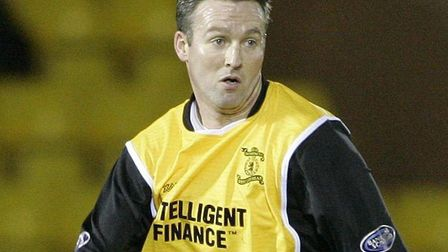 Paul Lambert started out in management as a player/boss at Livingston. Photo: PA