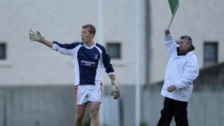 Supple went back to play Gaelic after falling out of love with football. Picture: Caroline Quinn,