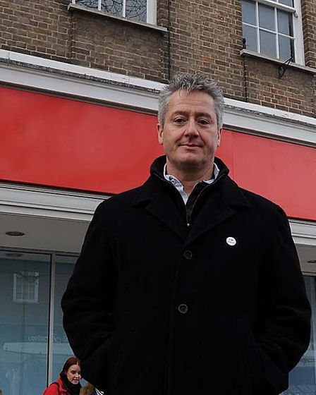 Paul Hopfensperger said a major rethink of the fayre's offering was needed after next year's event P