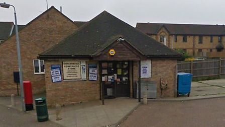 An ATM was stolen following a ram raid in Witham Picture: GOOGLE MAPS