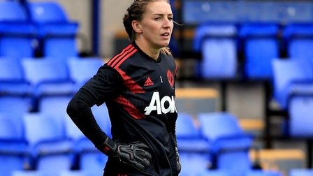 Manchester United and England goalkeeper Siobhan Chamberlain was name checked in Doctor Who this wee