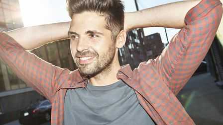2014 X-Factor winner Ben Haenow will switch on Newmarket's Christmas lights Picture: ITV