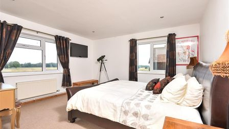 One of the double bedrooms Picture: BEDFORDS