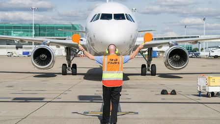 Stansted Airport will hear whether its planning application has been successful at a meeting today P