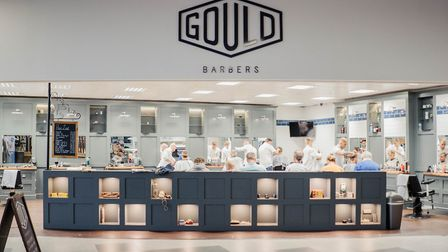 Gould Barbers is opening a new shop in Newmarket Picture: GOULD BARBERS