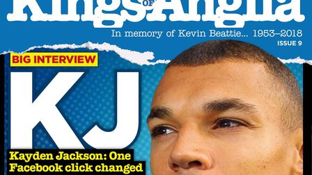 Issue 9 of Kings of Anglia... out now!