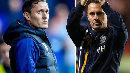 Paul Hurst is the bookies' favourite for the jobs at Shrewsbury and AFC Wimbledon.