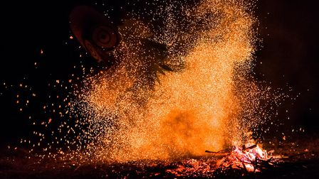 Dan Hume is bringing his fire making courses to Halstead Picture: DAN HUME