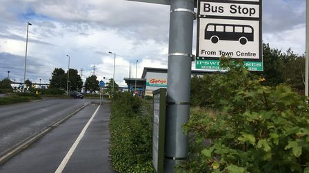 Bus timetables on roadsides in Suffolk could be stopped, if plans are agreed Picture: PAUL GEATER