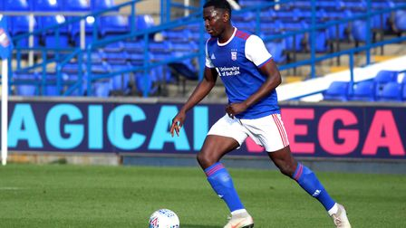 Toto Nsiala played for Town U23s against Cardiff and has not played for the first team since Paul Hu