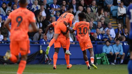 He's scored once for Ipswich, at Sheffield Wednesday. Picture: PA